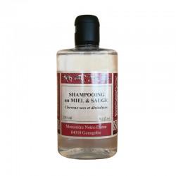 Shampooing au miel et sauge