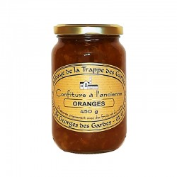 Confiture à l'ancienne orange
