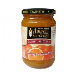 Confiture orange-mandarine