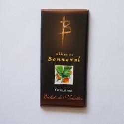 Chocolat noir éclats de...