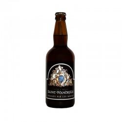 Bière de saint Wandrille