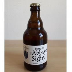 Bière de l'Abbaye de Signy