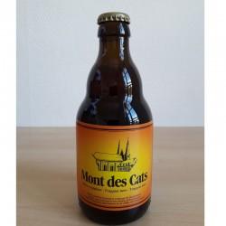 Bière Trappiste Mont des Cats
