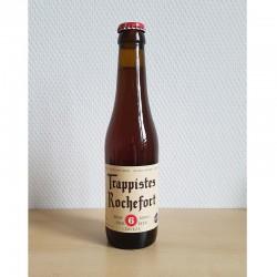 Bière Trappiste Rochefort 6
