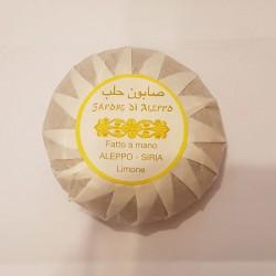 Savon d'Alep au citron