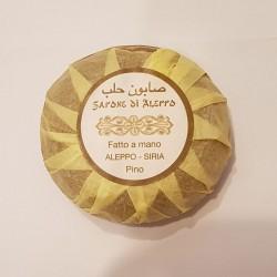 Savon d'Alep au pin