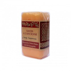 Savon orange-pamplemousse