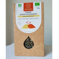 Tisane sainte Hildegarde