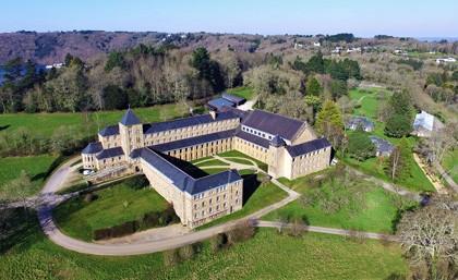 Abbaye Saint-Guénolé